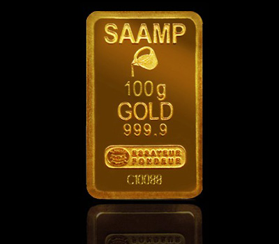 Achat or 100 grammes