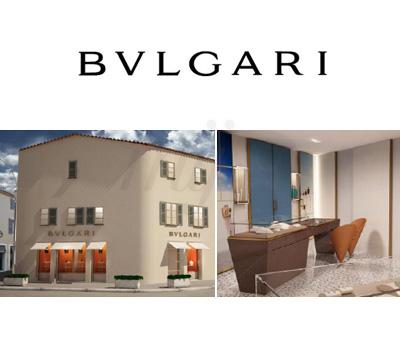 Boutique Bulgari à St-Tropez
