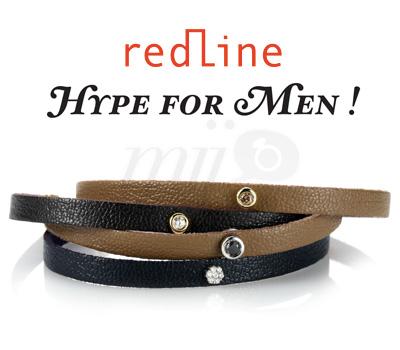 Bracelets diamants pour hommes de Redline