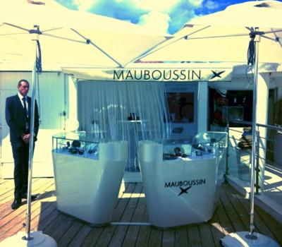 Mauboussin à Saint-Tropez