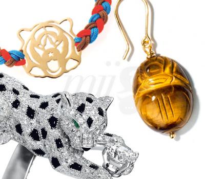 Sélection de bijoux animalier