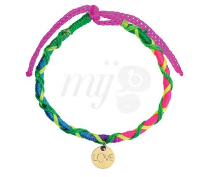 Bracelet- Inti Beach Love Perle de Lune