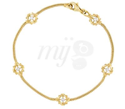 Bracelet My Dior 2013 Or et Diamants