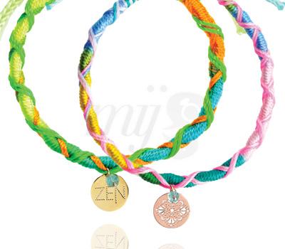 Bracelets Inti Beach Médaillons Perle de Lune