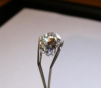 Diamant en vente à Paris