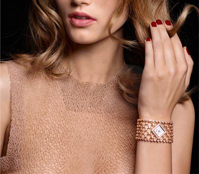 Montre Manchette Couture Précieuse Piaget