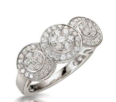 Bague diamant 2 de H.Gringoire