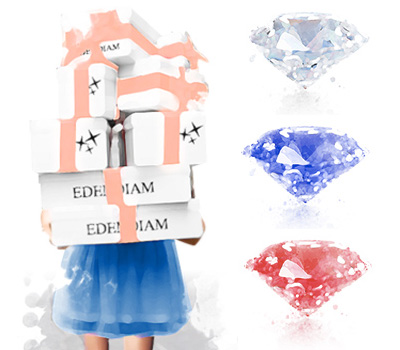 Carte de fidélité Edendiam