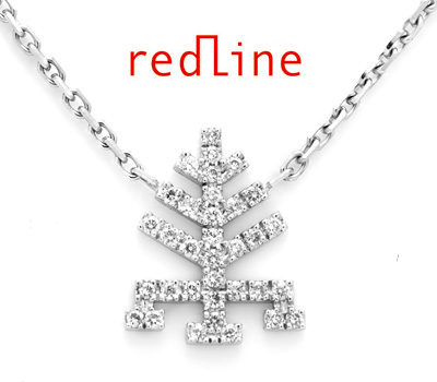 Collier Scion de Redline