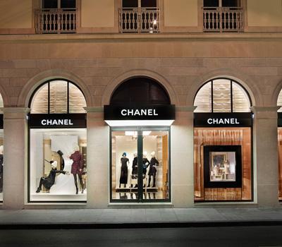 Boutique Chanel Genève Suisse
