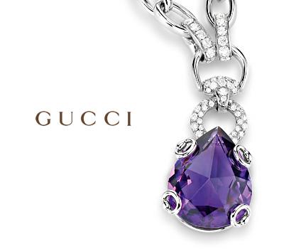 Collier Horsebit Cocktail de Gucci Joaillerie