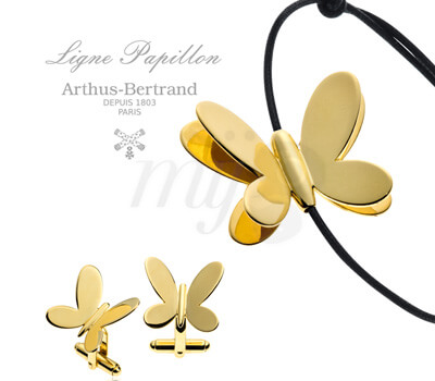 Bijou Papillon Arthus Bertrand 2013