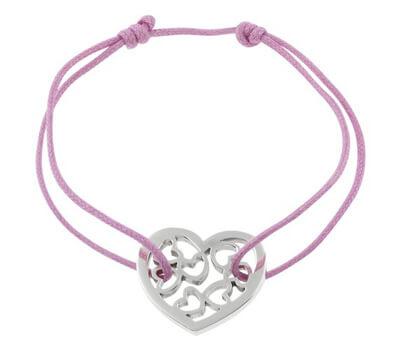 Bracelet coeur Love Pop de Jean-Christophe