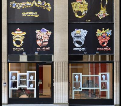 Boutique 7 place Vendôme de Philippe Tournaire