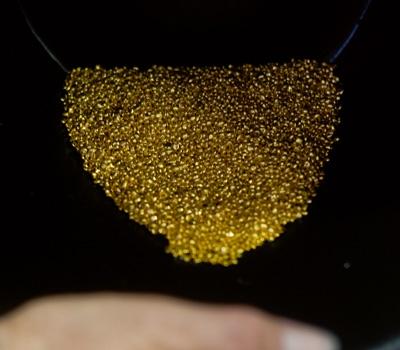 Affinage de l'or et des métaux