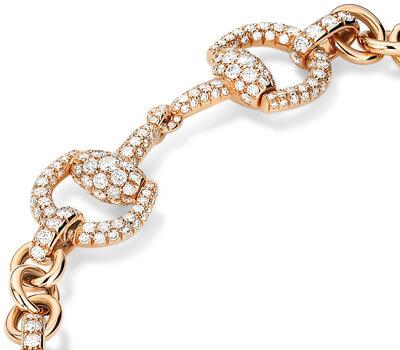 Bracelet Horsebit de Gucci joaillerie