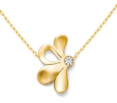Collier Pétales diamant d'Aimée Aimer