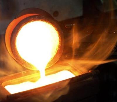 Raffinage de l'or