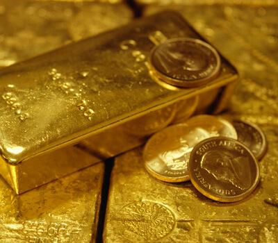 Évolution du cours de l'or en 2014