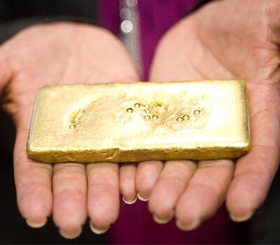 Lingot d'or 24 carats à bon prix