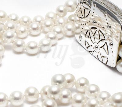 Sautoir Perles Nouvel Art Deco - Noémie Briand