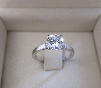 Bien vendre un diamant même monté