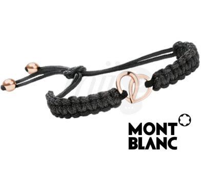 Bracelet Coeur de Pétales Entrelacés - Montblanc Joaillerie