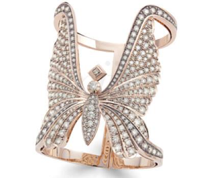 Bracelet Manchette Rock Season - H.Stern