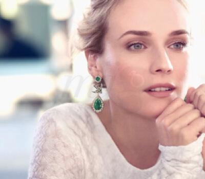 Diane Kruger - Bijoux Rock- Season- H.Stern