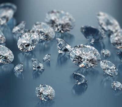 Évolution du cours du diamant sur 10 ans