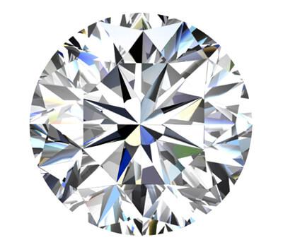 Diamant bien nettoyé après lavage