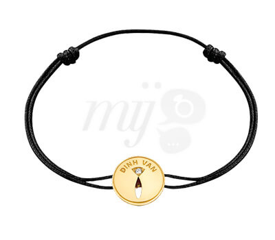 Bracelet Cordon Punaise Dinh Van 2015