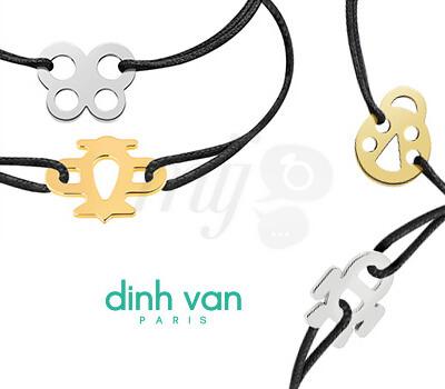 Bracelets Dinh Van Bubbles 2015