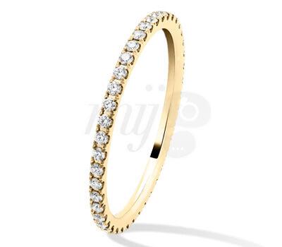 Bague Félicité Or Jaune - Van Cleef Diamants