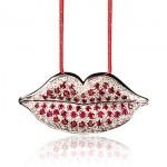 Pendentif Kiss Stéfère - Bijou St Valentin.